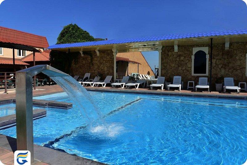 هتل در ارمنستان رجینه