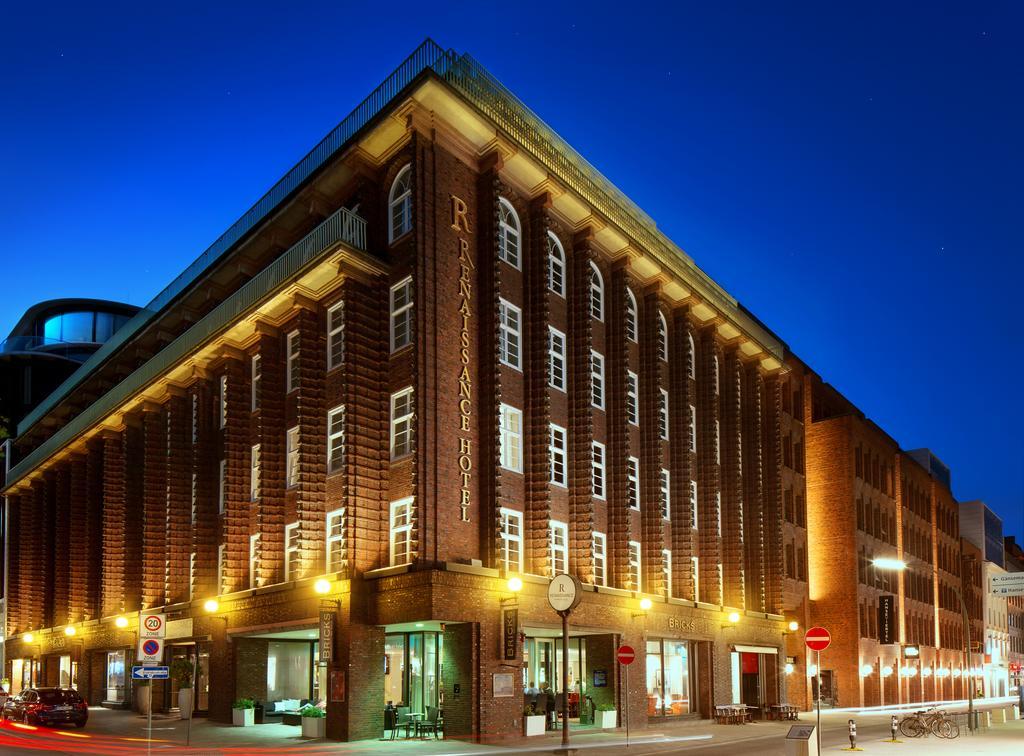 هتل رنسانس هامبورگ - رزرو اینترنتی و آنلاین هتل در هامبورگ