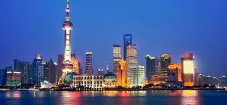 نمایی از شهر شانگهای