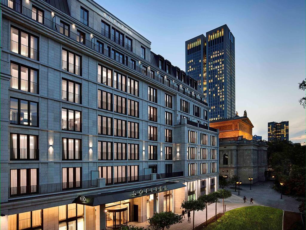 سوفی تل اپرا فرانکفورت - نرخ هتل در فرانکفورت