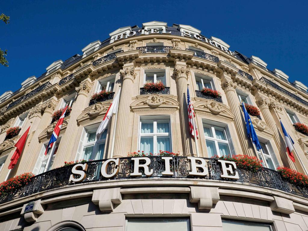 هتل سوفیتل ل اسکراب پاریس