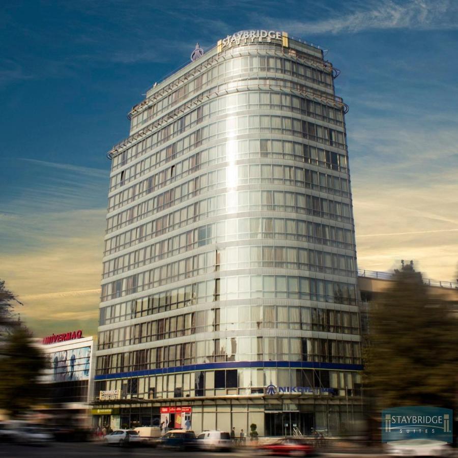 ستیبریج سوئیتس باکو Staybridge Suites Baku- لیست هتل های باکو ارزان