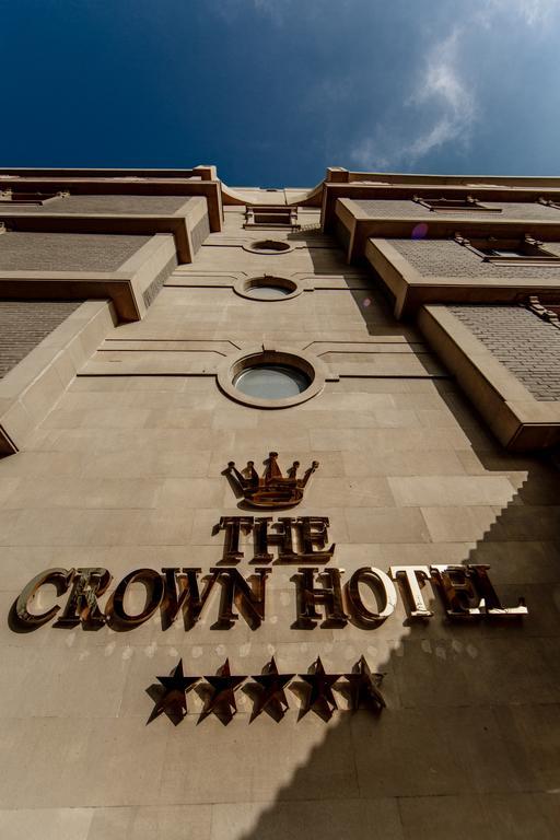هتل کرون The Crown Hotel- هزینه اقامت در باکو شبی چقدر است