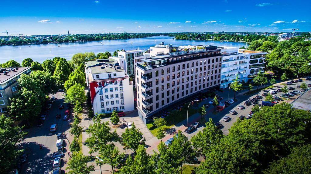 هتل جورج هامبورگ - هزینه اقامت در هتل های هامبورگ