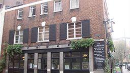 هتل هریسون لندن