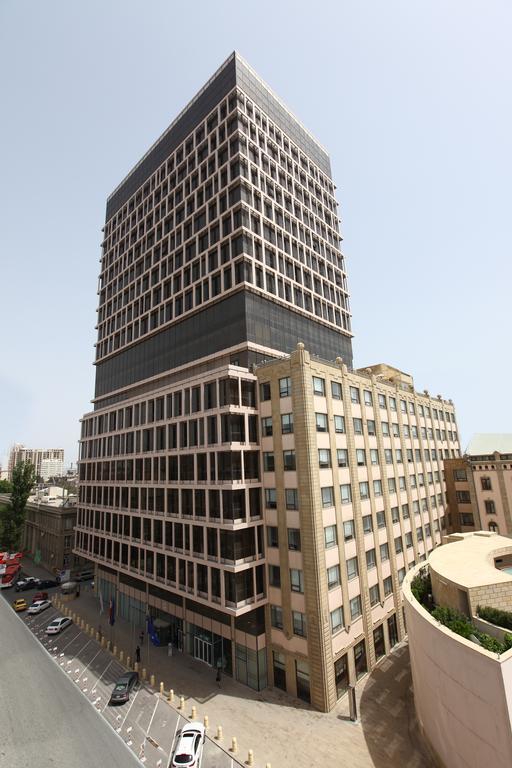 هتل لندمارک باکو - قیمت آپارتمان در باکو