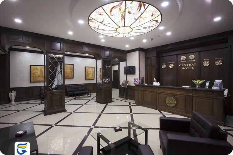 فهرست هتل های ارمنستان