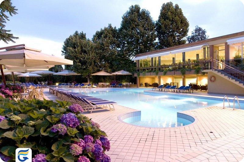 هتل های استخر دار ارمنستان