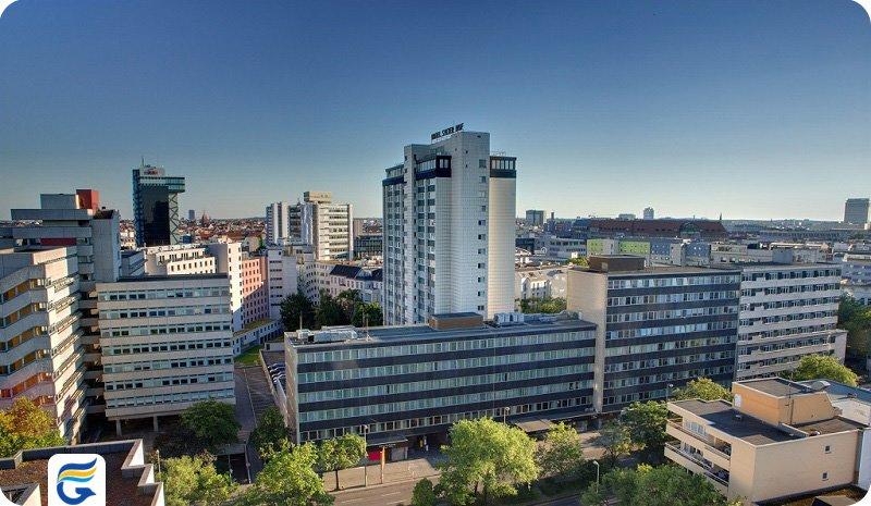 هتل استایلر هاف برلین - ارزانترین قیمت رزرو هتل در برلین