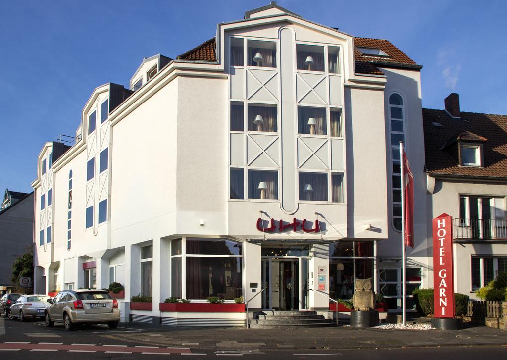 هتل اوهو گارنی کلن آلمان - لیست قیمت هتل های 3 ستاره کلن