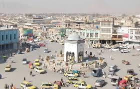 نمایی از شهر قندهار افغانستان