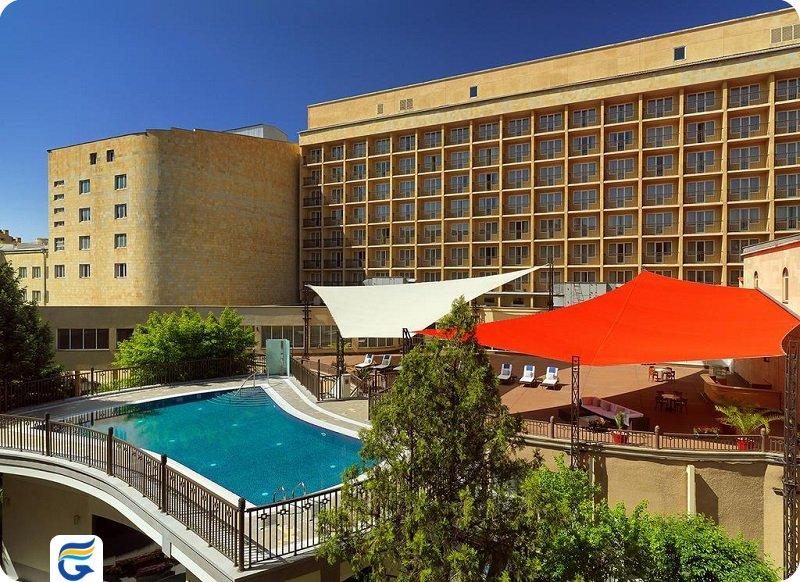 قیمت هتل های 5 ستاره ارمنستان