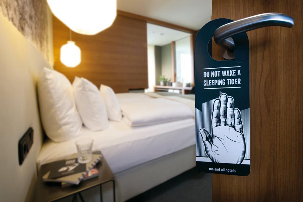 هتل می اند آل دوسلدورف - رزرو هتل در دوسلدورف با کمترین قیمت