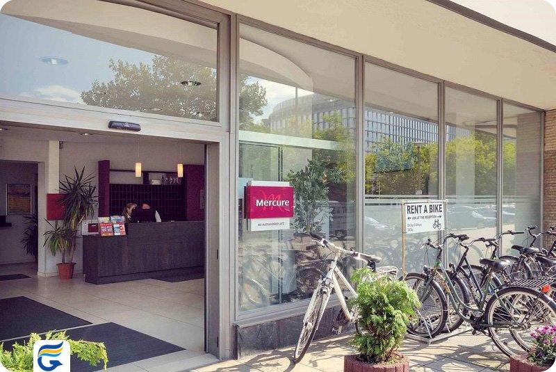 هتل مرکیور ام الکساندرپلاتز برلین - لیست قیمت هتل های برلین