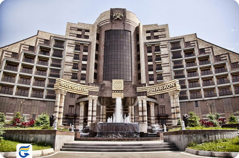 رزرو هتل های 5 ستاره در ارمنستان