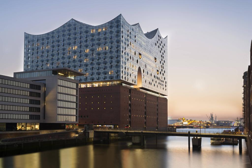 هتل وستین هامبورگ - لیست قیمت هتل های هامبورگ