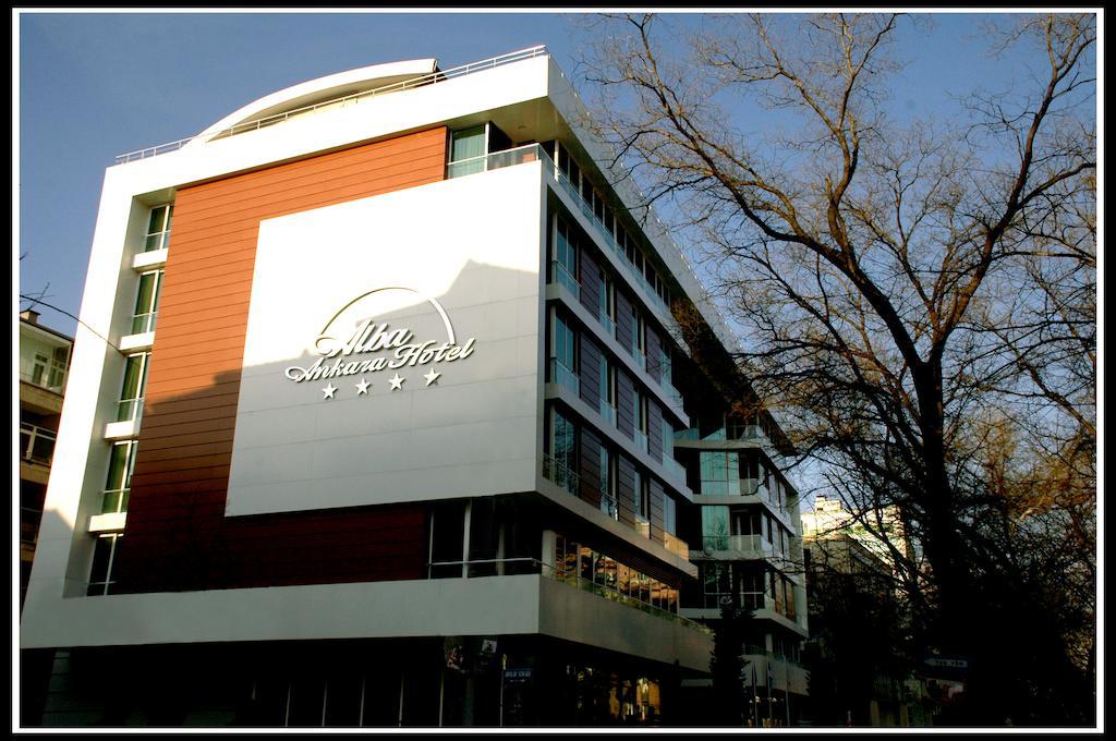 هتل آلبا آنکارا Alba Hotel- رزرو هتل 4 ستاره آنکارا