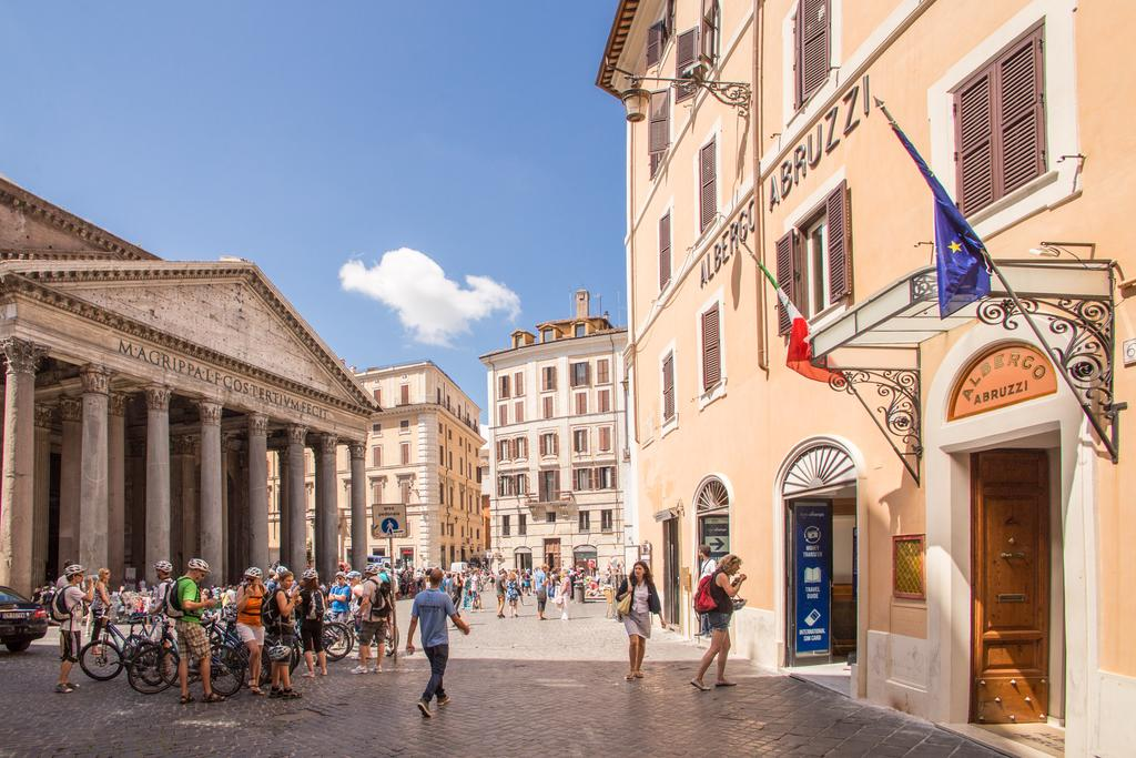 هتل آلبرو آبروزی رم - قیمت هتل های رم