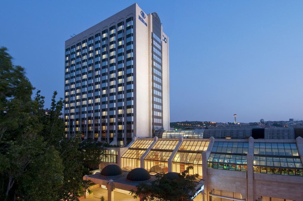 آنکارا هیلتونسا Ankara HiltonSA- لیست هتل های 5 ستاره آنکارا