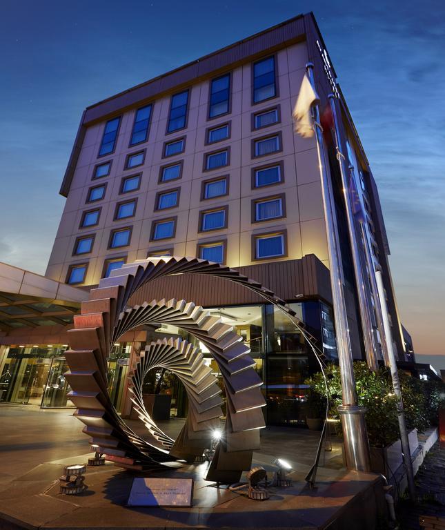 هتل آوانتگارد لوانت استانبول - هتل 3 ستاره استانبول میدان تکسیم