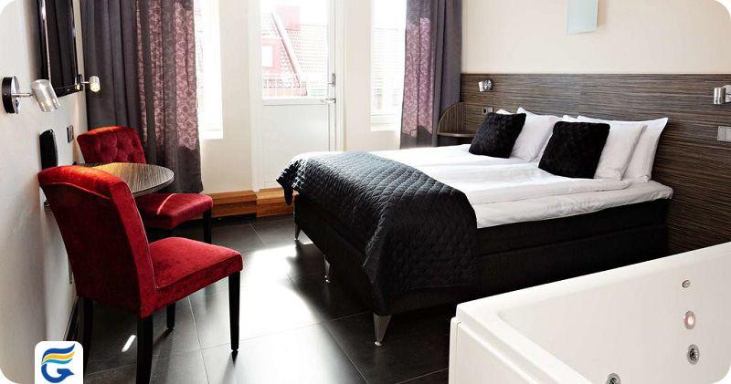 هتل بست وسترن آرنا گوتنبرگ - رزرو هتل آپارتمان در گوتنبرگ