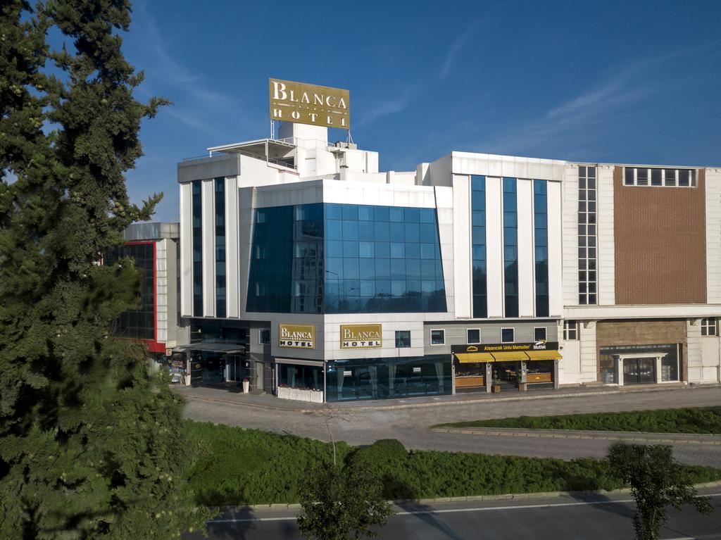 هتل بلانکا ازمیر Blanca Hotel- لیست قیمت هتل های 4 ستاره ازمیر