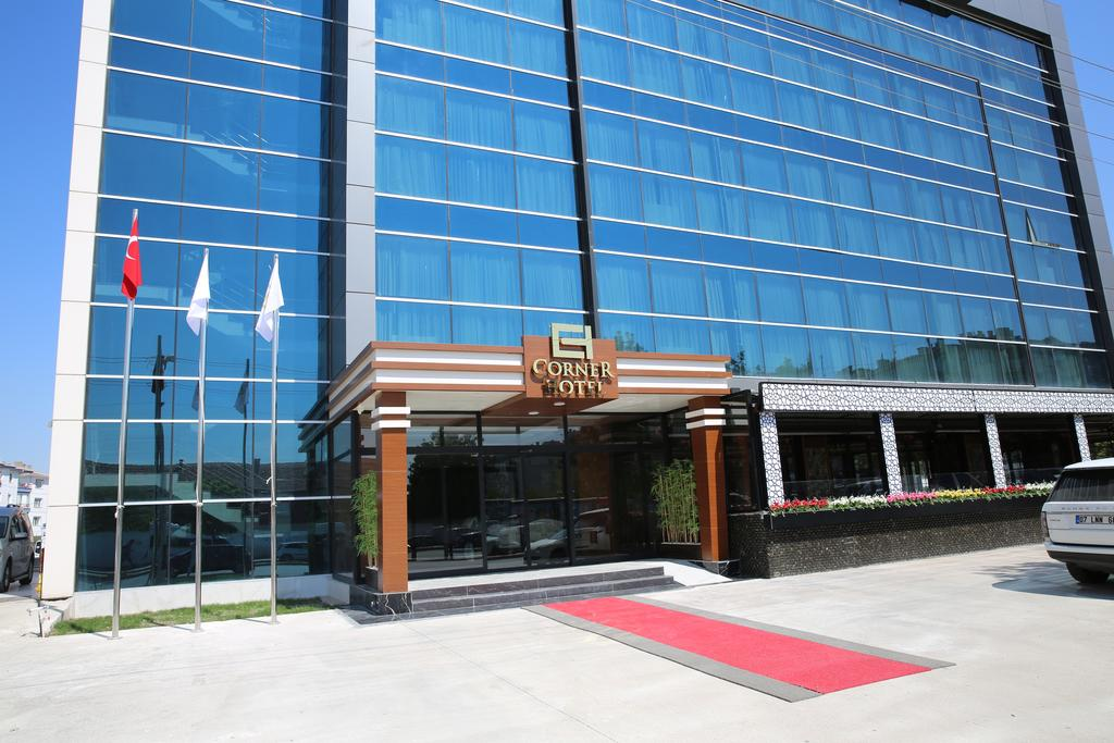 هتل کرنر آنکارا Corner Hotel- ارزانترین هتل 4 ستاره آنکارا در قاره پیما