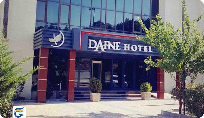 هتل دافنه آنکارا Dafne Hotel- قیمت هتل های 3 ستاره آنکارا - اجاره سوئیت در آنکارا