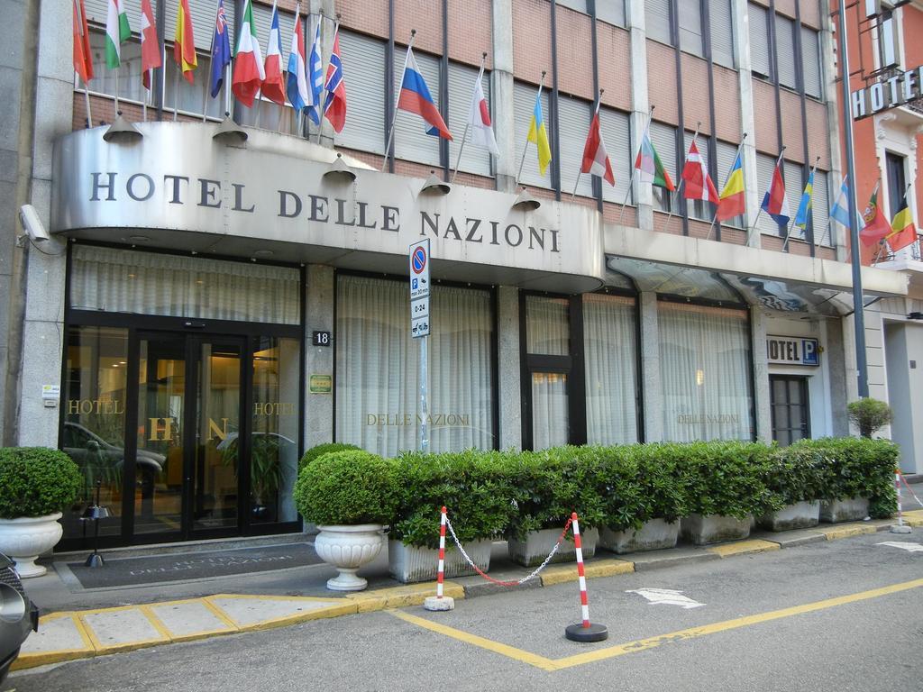 هتل دله نازیونی میلان - رزرو اینترنتی هتل های میلان