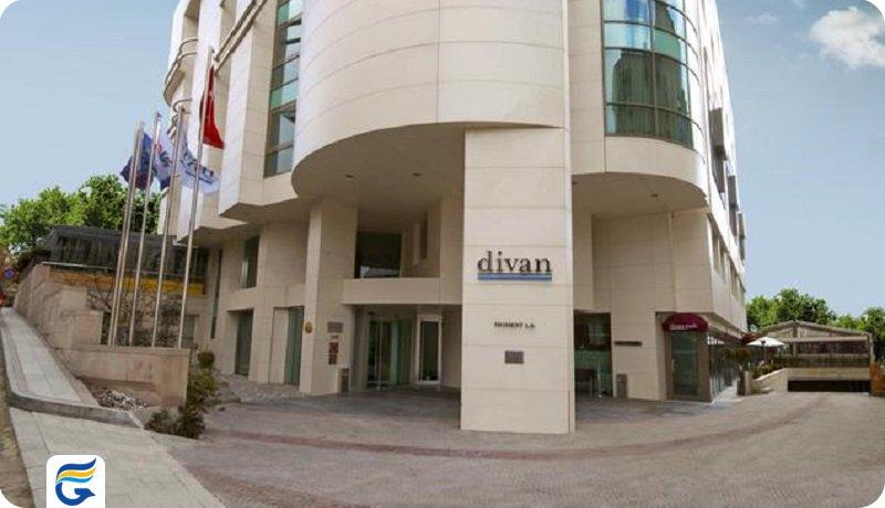 هتل دیوان آنکارا Divan Ankara hotel- هتل های آنکارا شبی چقدر است