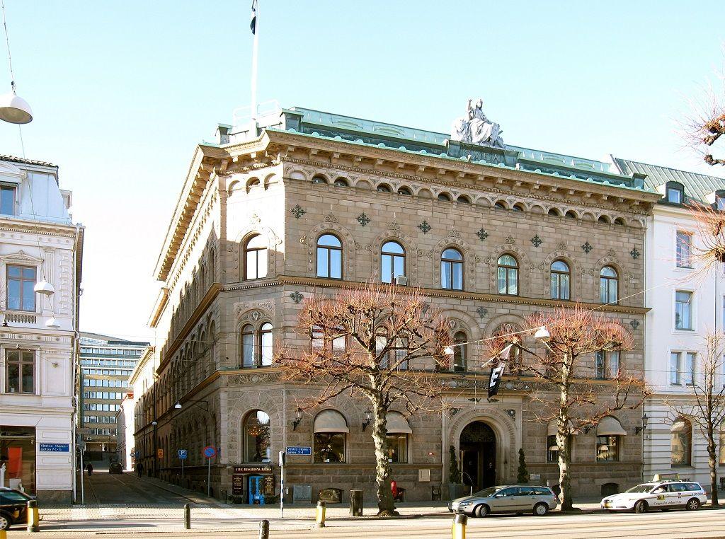 هتل الیت پلازا گوتنبرگ - بهترین هتل های 5 ستاره گوتنبرگ