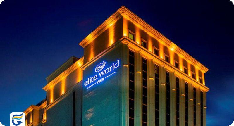 ارزانترین هتل 5 ستاره وام - هتل الیت ورلد وان Elite World hotel
