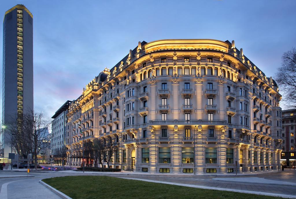 هتل اکسلیسور گالیا میلان - بهترین هتل های 5 ستاره میلان