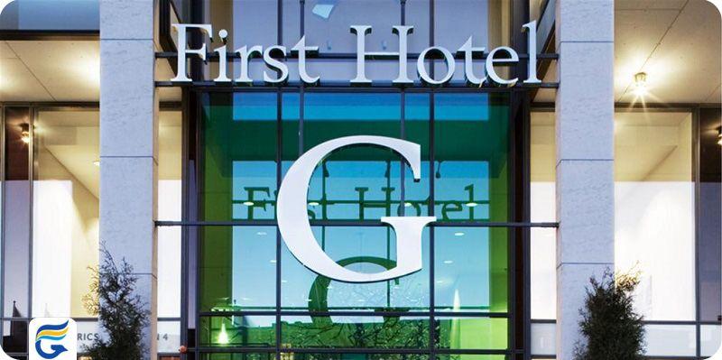 هتل فرست جی گوتنبرگ - رزرو رایگان هتل برای سفارت
