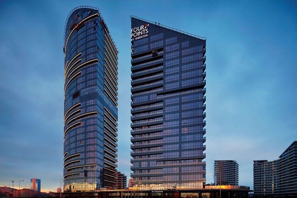 هتل فور پوینت بای شرایتون ازمیر - رزرو اینترنتی هتل های ازمیر با کمترین قیمت