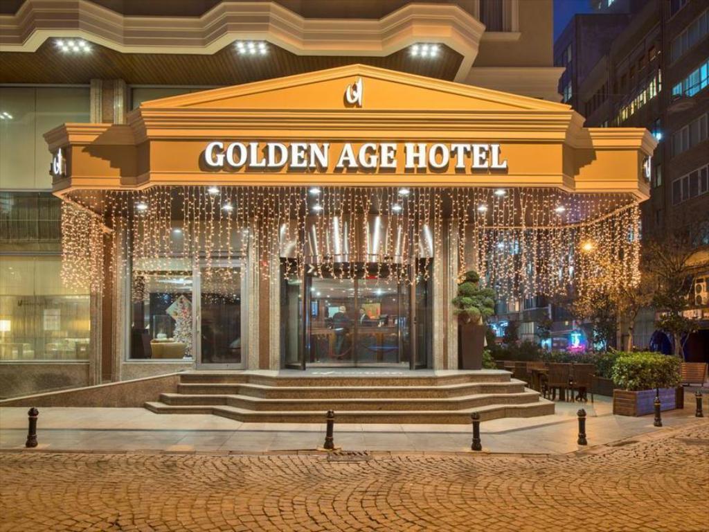 هتل گلدن ایج استانبول - اجاره سوئیت ارزان در استانبول