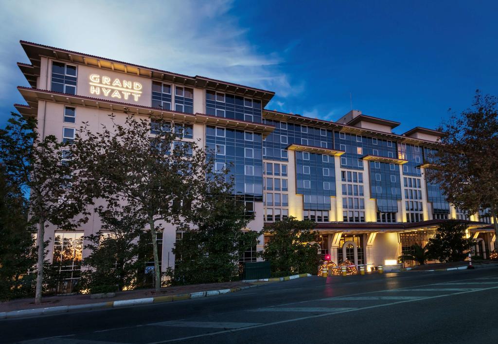 هتل گرند هایت استانبول - گارانتی هتل های استانبول در قاره پیما