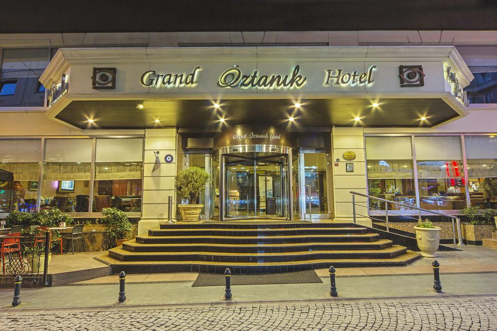هتل گرند اوزتانیک استانبول - کمترین قیمت خرید اینترنتی هتل در استانبول