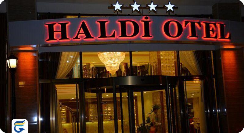 رزرو آنلاین هتل در وان - هتل هالدی وان Haldi Otel