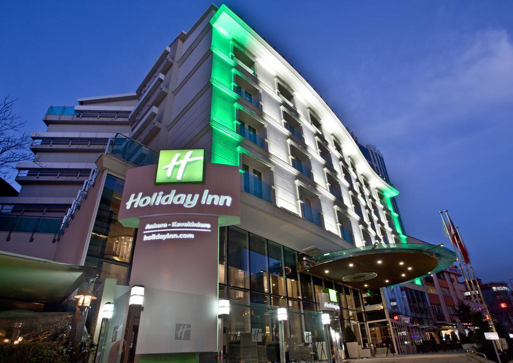 هالیدی آی ان ان آنکارا Holiday Inn Ankara- بهترین و ارزانترین هتل 4 ستاره آنکارا