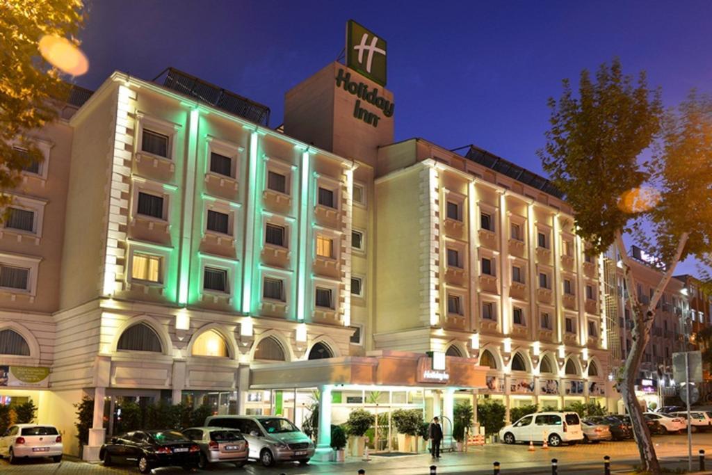 هتل هالیدی آی ان ان استانبول سیتی - هتل های 5 ستاره تکمسیل در قاره پیما