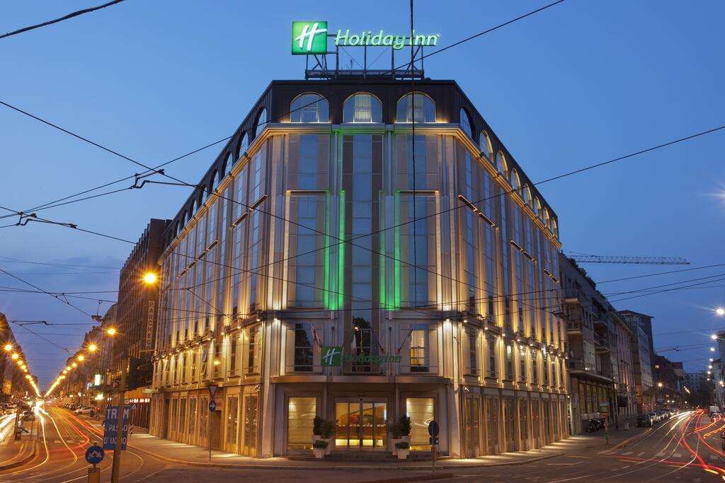 هتل هالیدی آی ان ان میلان - لیست قیمت هتل های میلان 4 ستاره