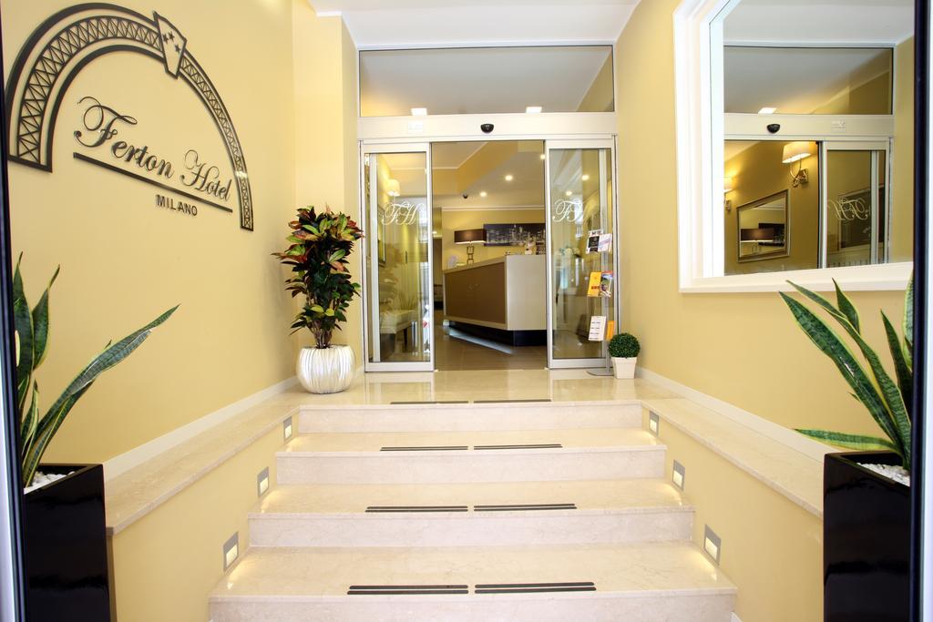 هتل فرتون میلان - قیمت هتل های 3 ستاره میلان