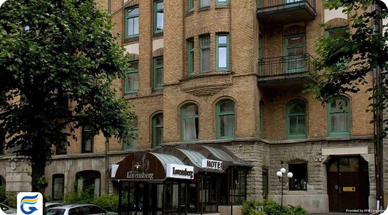 بهترین و ارزانترین هتل های گوتنبرگ