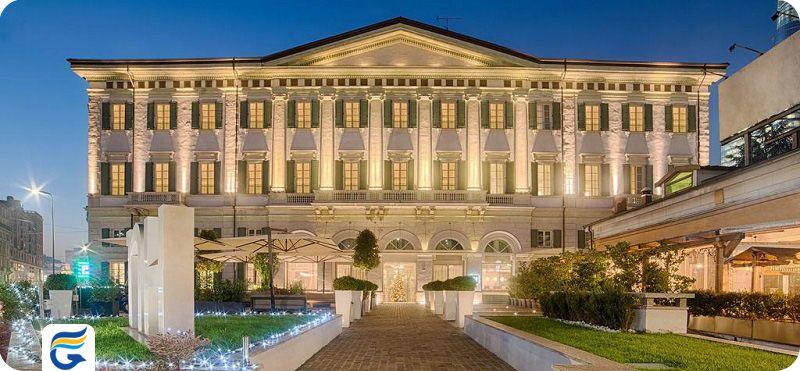 هتل ان اچ میلانو پلازو مسکوا میلان - هزینه اقامت در میلان
