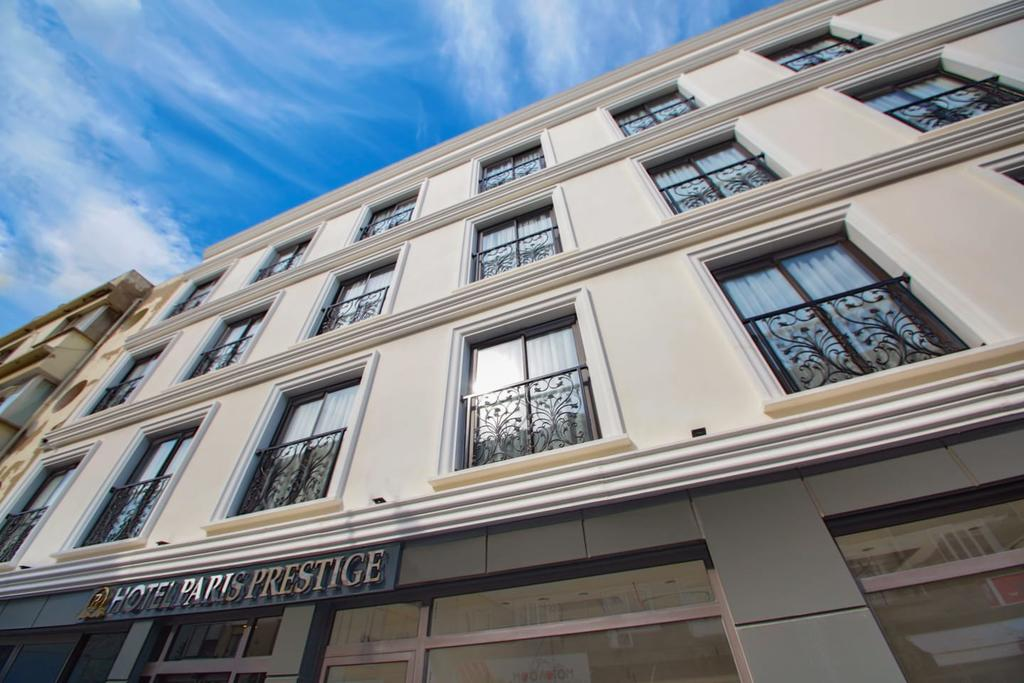هتل پاریس پرستیژ ازمیر - اجاره آپارتمان در ازمیر