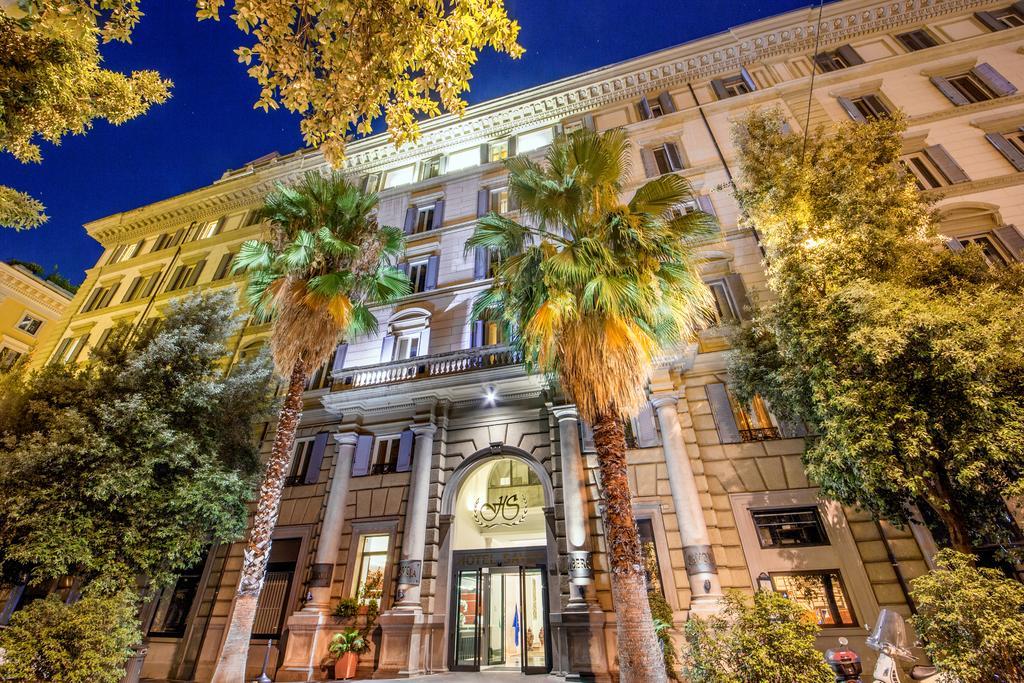 هتل ساوی رم - هتل های 4 ستاره مرکز شهر رم