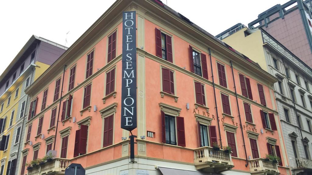 هتل سمپیون میلان - بهترین هتل های 3 ستاره میلان