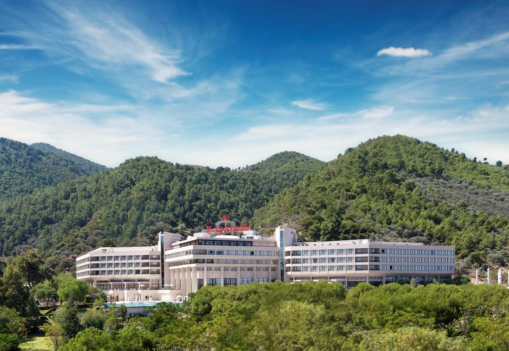 هتل کایا ازمیر Kaya İzmir Hotel- نرخ هتل های ازمیر برای هر شب - اجازه آپارتمان در ازمیر