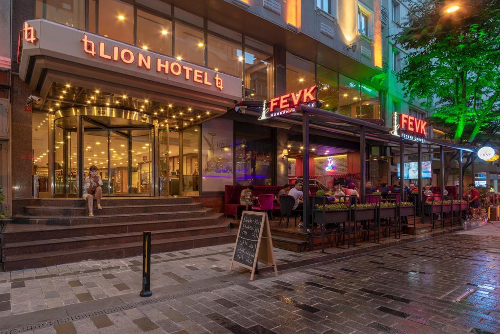 هتل لیون استانبول - هزینه اجاره سوئیت در استانبول برای هر شب